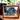 切絵によるペーパーアクアリウム(卓上サイズ)イメージ